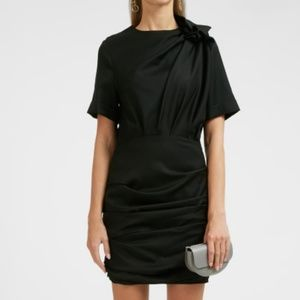 Isabel Marant Oria Mini Dress Black